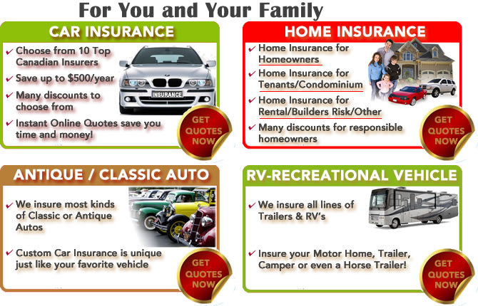 Insurance For You And Your Family