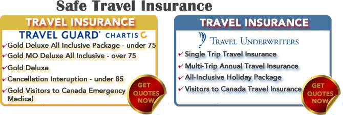 Insurance For Safe Travel